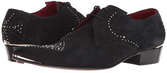 Jeffery West Punk Studs Steel Diamond Tipped Lace Shoe Men's Shoes