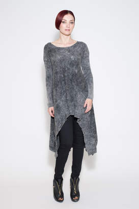 B&K Moda High-Low L/s Dress/tunic