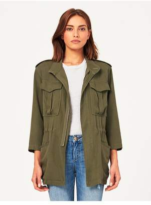 DL1961 Beekman Military Jacket | Military Green