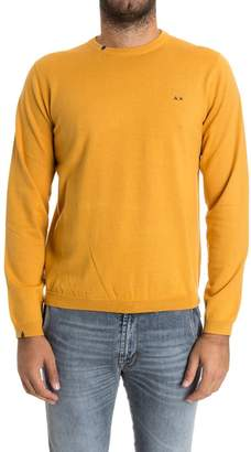 Sun 68 Wool And Cotton Sweater