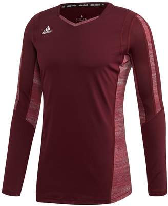 adidas Women's Quickset Long Sleeve Volleyball Jersey