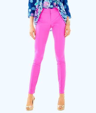 "Lilly Pulitzer Womens 30"" Chantal Stretch Dinner Pant"