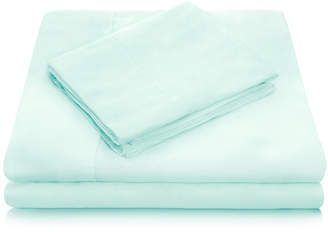 Malouf Woven 300 Thread Count Tencel California King Sheet Set Bedding