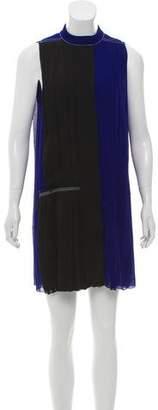 Aquilano Rimondi Aquilano.Rimondi Colorblock Mini Dress
