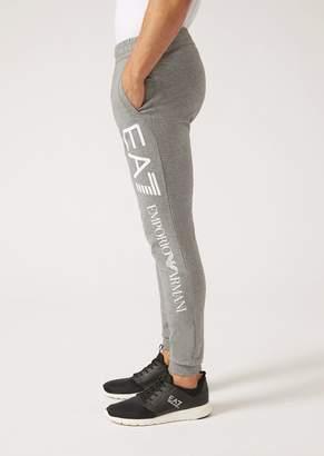 Emporio Armani Ea7 Cotton Trousers