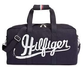 Tommy Hilfiger Greyson Logo Duffel Bag
