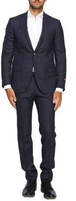 Isaia Suit Suit Men