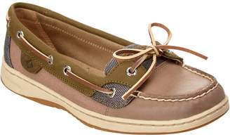 Sperry Women's Angelfish Leather Boat Shoe