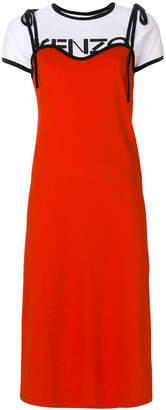 Kenzo 2-In-1 T-shirt dress
