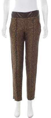 Sophie Theallet Mid-Rise Skinny Pants w/ Tags