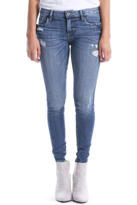 KUT from the Kloth Mia Toothpick Skinny Jeans (Rallied)