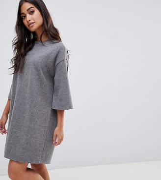 Asos DESIGN Petite super soft oversized t-shirt dress