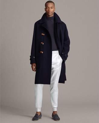 Ralph Lauren Wool Melton Duffel Coat