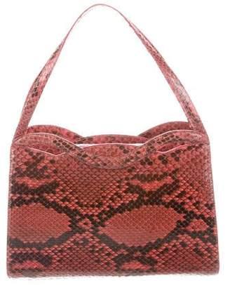 Nancy Gonzalez Python Handle Bag