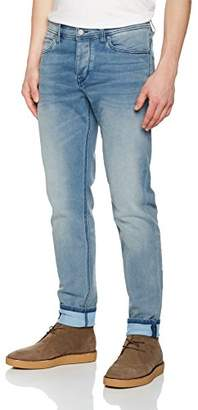 BOSS Orange Men's 10197705 01 Jeans, Blue (Bright Blue), W33/L32 (Manufacturer size: 33)