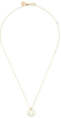 Karen Walker Libra necklace