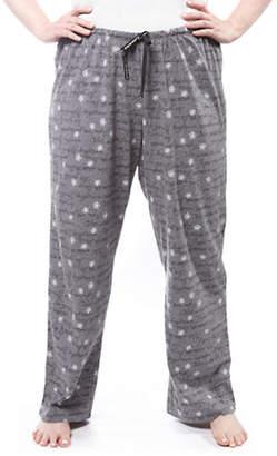 Hue Script Pyjama Pant
