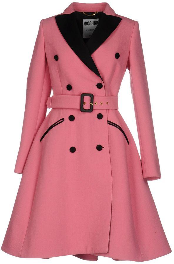 MoschinoMOSCHINO COUTURE Coats