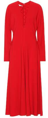 Stella McCartney Juliet stretch-cady dress