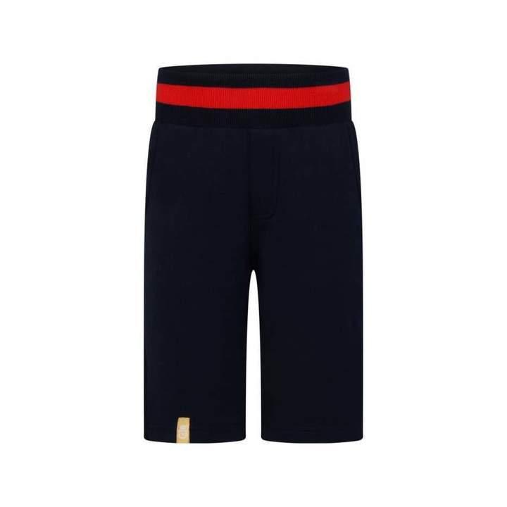 BillionaireBoys Navy Nole Hill Shorts
