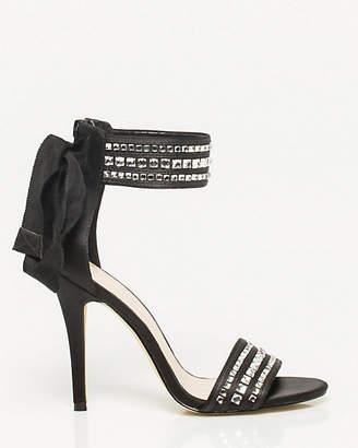 Le Château Gemstone Ankle Strap Sandal