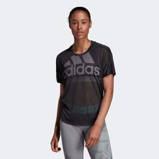adidas (アディダス) - W M4Tトレーニング Magic Logo Tシャツ