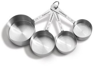 Cuisinart Non-Handled Stainless Steel Measuring Cups