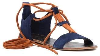 Free People Fiji Wraparound Sandal