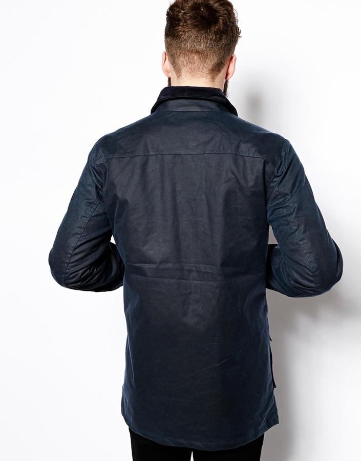 Brixtol Jacket in Antique Wax