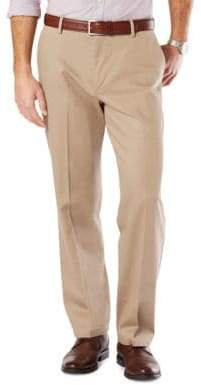 Dockers Timberwolf Relaxed Fit Pants