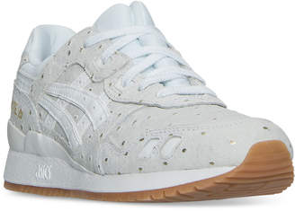Asics Women's Tiger Gel-Lyte Iii Casual Sneakers from Finish Line $110 thestylecure.com