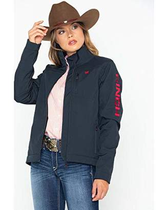 Cinch Women's Concealed Carry Bonded Softshell Jacket