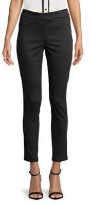 Calvin Klein Pull-On Cropped Pants