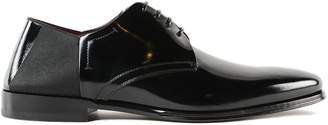 Dolce & Gabbana Elasticated Panel Derby Shoes