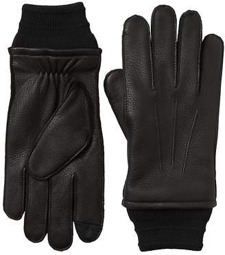Banana Republic Deerskin Leather Glove