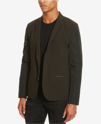 Kenneth Cole Reaction Men's Slim-Fit Colorblocked Blazer $179.50 thestylecure.com