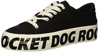 Rocket Dog Women's Milkyway Renn Cotton/RD Foxing Sneaker
