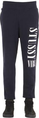 Vibe Cotton Jogging Pants $90 thestylecure.com