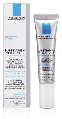 La Roche-Posay NEW La Roche Posay Substiane [+] Eyes 15ml Womens Skin Care