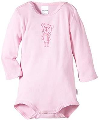 Schiesser Baby Girls Baby-Body 1/1 Bodysuit,(Manufacturer size: 092)