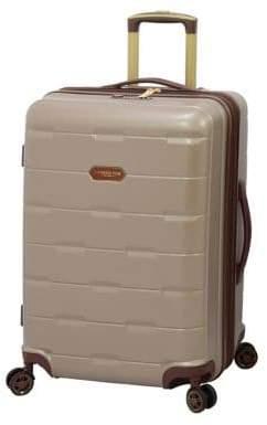 London Fog Newbury 24-Inch Expandable Hardside Spinner Suitcase