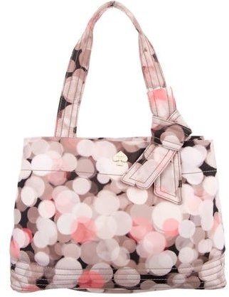 Kate Spade Kate Spade New York Digital Print Nylon Bag
