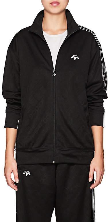 adidas Originals by Alexander Wang Women's Logo Jacquard Track Jacket