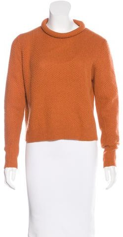 3.1 Phillip Lim 3.1 Phillip Lim Crew Neck Textured Sweater