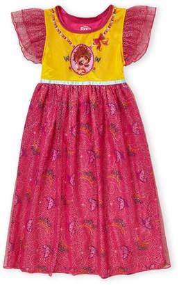 Disney Junior (Toddler Girls) Fancy Nancy Character Nightgown