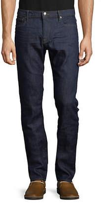 Frame Slim Straight Jeans