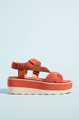 Bill Blass Radley Platform Sandals