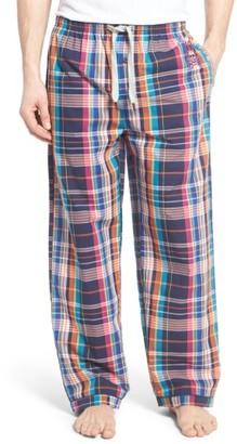 Men's Psycho Bunny Cotton Lounge Pants $42 thestylecure.com