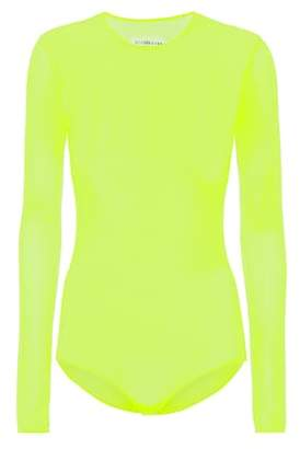 Maison Margiela Neon bodysuit