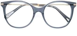 Chloé Eyewear horn-rimmed eye glasses
